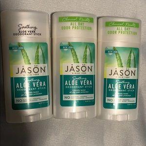 Organic deodorants